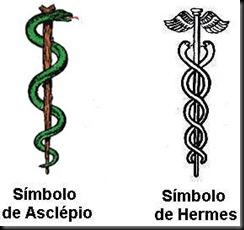 Fig. 4 simbols asclepius hermes medicina
