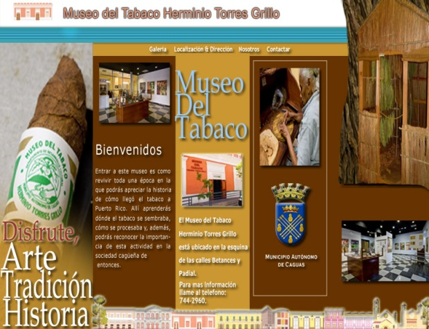 Museo tabaco