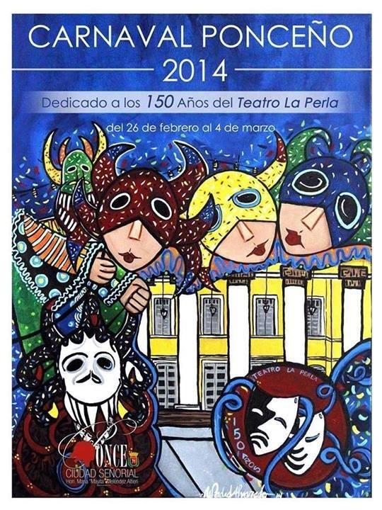 Carnaval Ponceño 2014