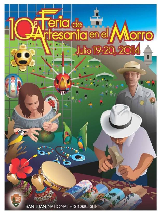 Feria Artesanias  Morro