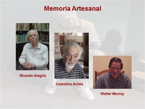 Memoria Artesanal